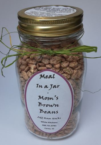 Mom's Brown Beans