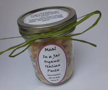 Organic Italian Pasta pt.