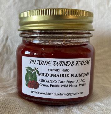 Jam, Wild Plum