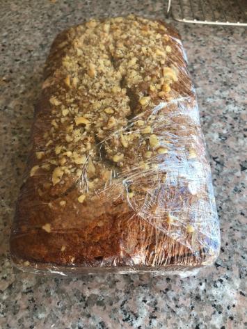 Bread, Banana Nut WKD