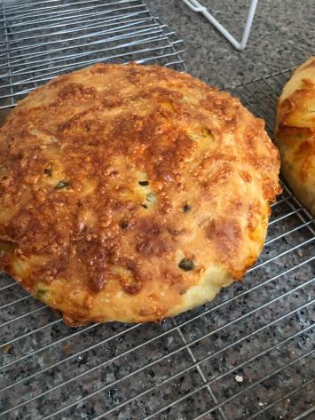 Bread, Rosemary Garlic