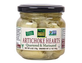 Artichoke Hearts, Marinated