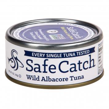 Tuna, Steak Wild Albacore