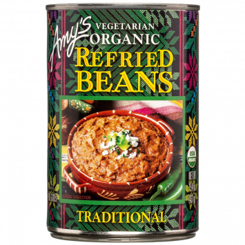 Amy's Refried Beans