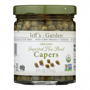 Capers, Jeff's Garden