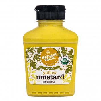Mustard, Yellow