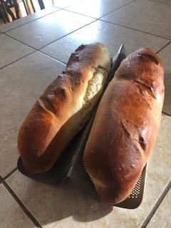 Bread, French WKD