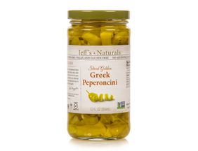 Peperoncini, Greek Sliced