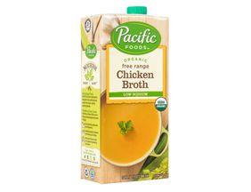 Broth, Chicken