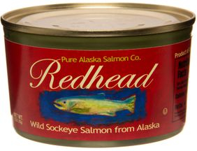Salmon, Canned