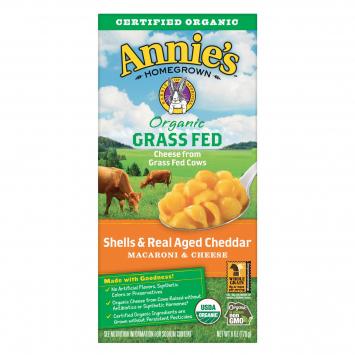 Macaroni & Cheese, Annie's