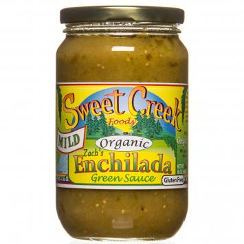 Enchilada Sauce, Green