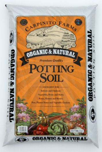 Soil, Organic Potting