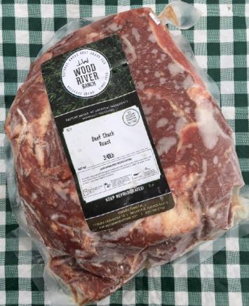 Beef, Chuck Roast WRR