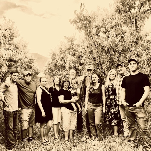 Kropp Family - First Fruit Organics