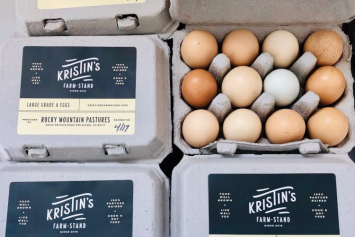 Chicken Eggs - Dozen