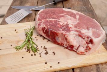 Fresh Uncured Ham Roast (Bone-In)