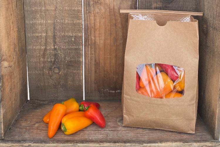 """Mini Sweet Peppers - """"Lunchbox"""""""