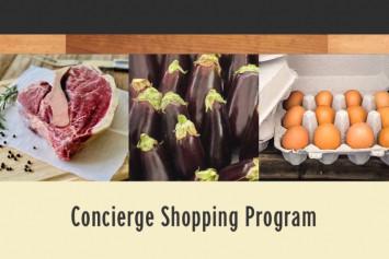 NEW FREE Concierge Shopper Program!