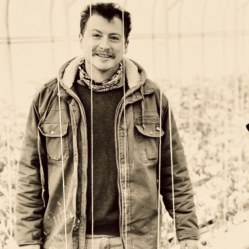 Master Vine Grower and Greenhouse Guru: Kevin