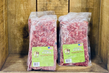 Dog Treat - Raw Ground Meat/Organs