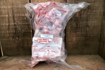 Pork Rib Soup Bones