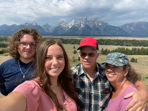 Family Trip and Farm News