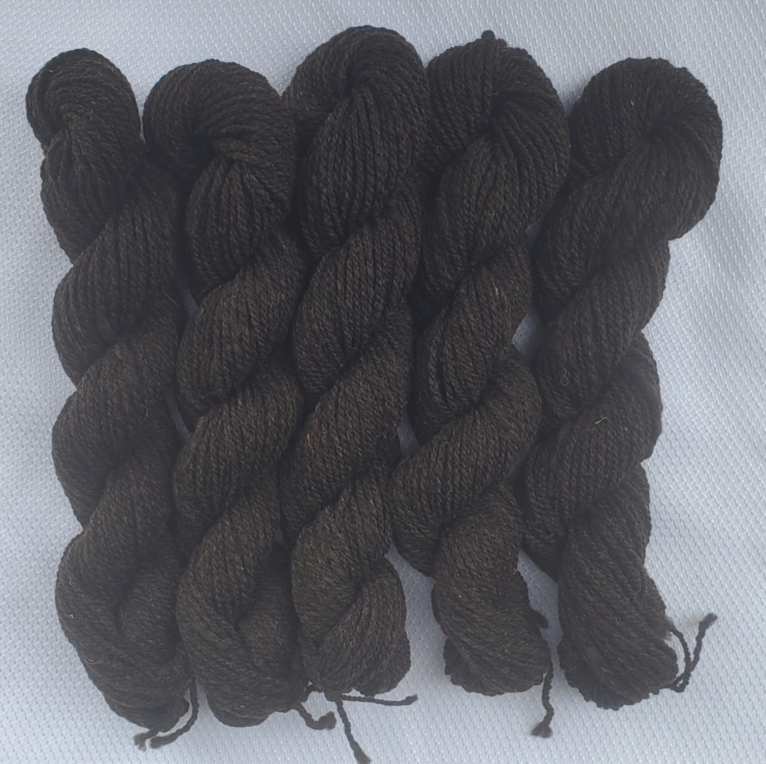 Naturally Colored Yarn - lot 21-6