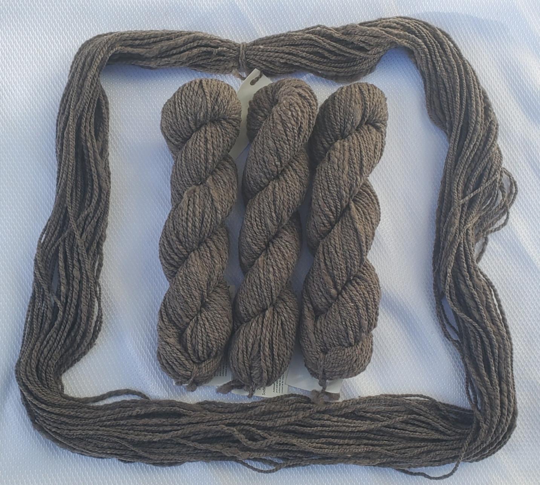 Naturally Colored Yarn - lot 19-8