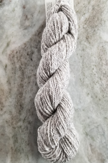 Naturally Colored Yarn - lot 19-3 Light Grey Heather