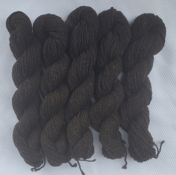 Naturally Colored Yarn - lot 21-6