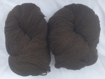 Naturally Colored Yarn - lot 21- 8