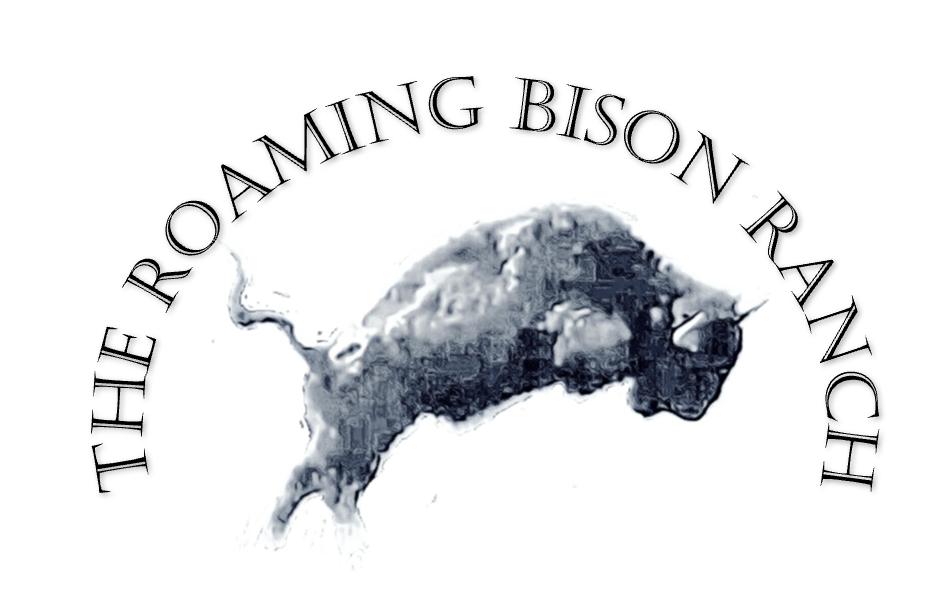 The Roaming Bison Ranch Logo