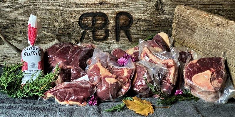 Bison Brisket Variety Bundle