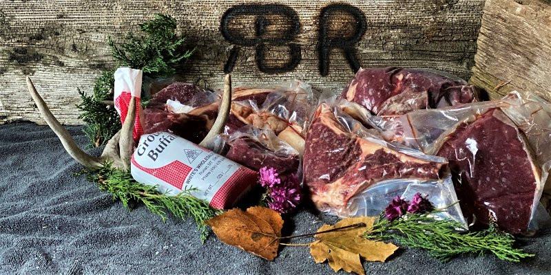 Bison Steak Bundle
