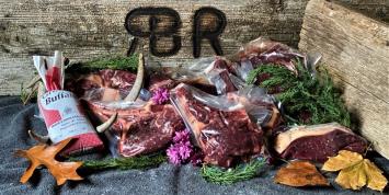 Bison Short Rib Bundle