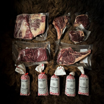 Beef/Bison Combo Bundle