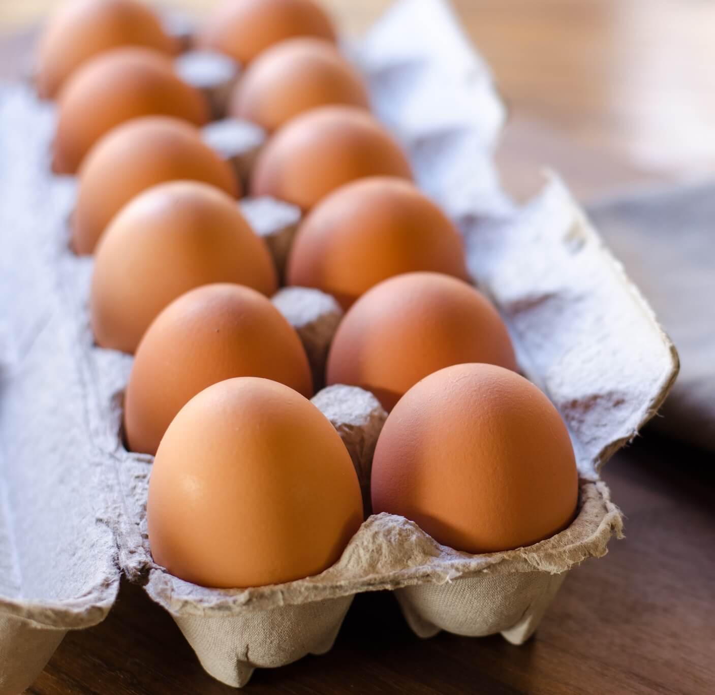 Free Range Eggs (1 Dozen)