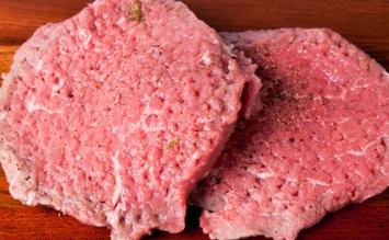 Cube Steak, Medium