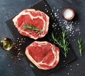 Rib Eye Steak, Small