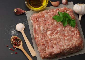 Pork Sausage, Italian