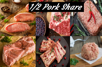 Pork Share Reservation, HALF