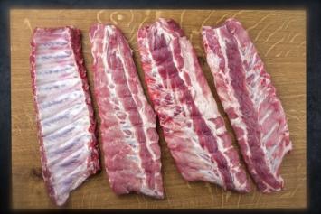 Pork Spare Ribs, Large