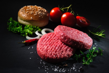 Hamburger Patties, Extra Large