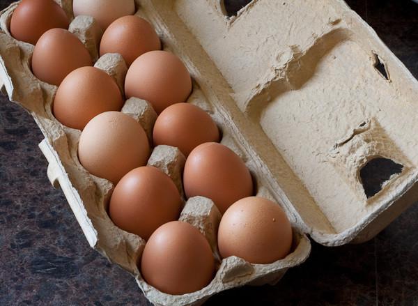 Chicken Eggs- 1 Dozen