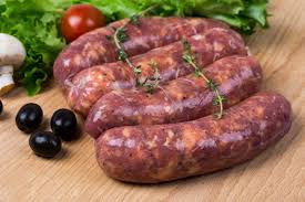 Herb & Garlic Chicken Sausage
