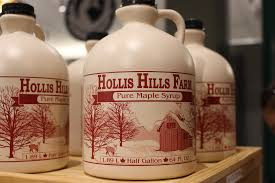 Massachusetts Maple Syrup Quart