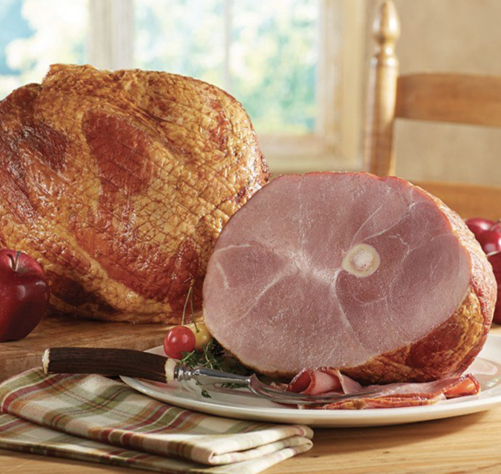 Whole Smoked Ham (Nitrate Free)
