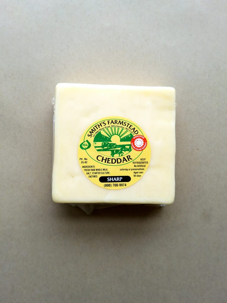 Smiths Country Cheese Sharp Cheddar