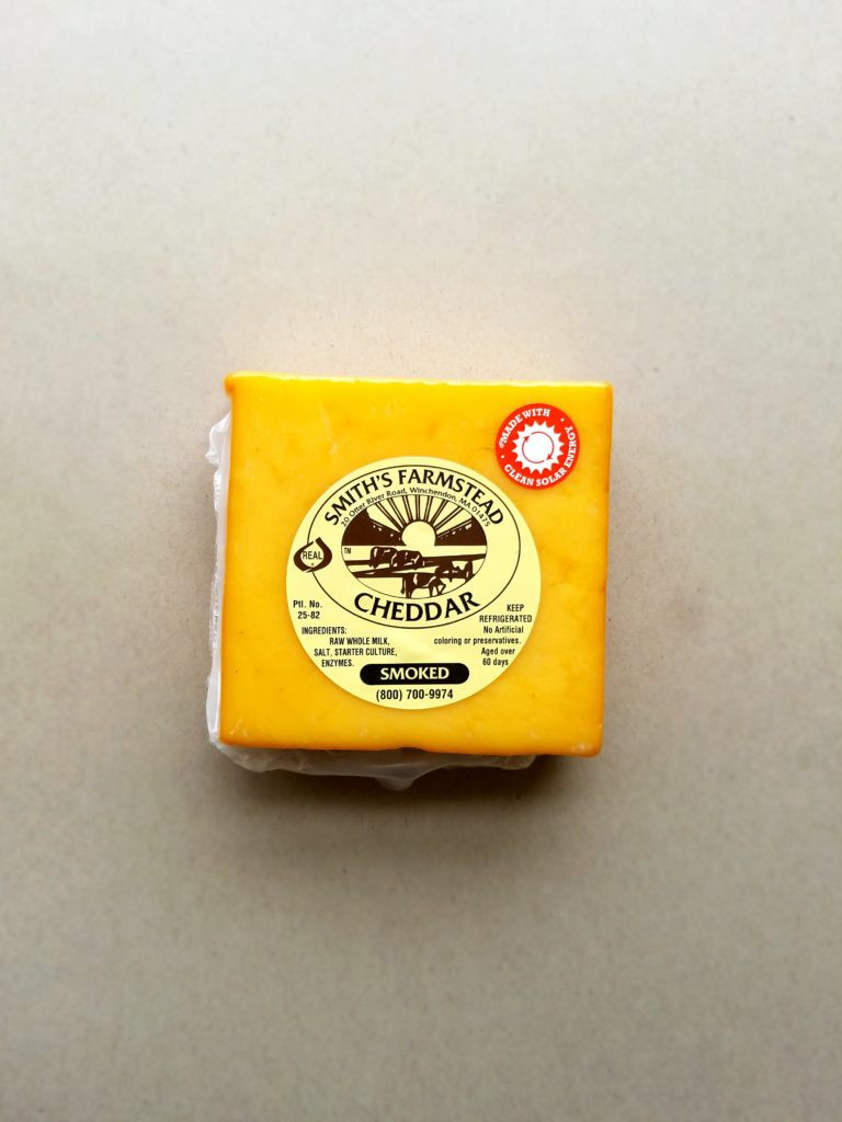 Smiths Country Cheese Smoked Cheddar